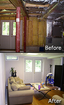 Basement Remodeling Boston basement remodeling contractor in providence, south boston