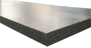 SilverGlo™ crawl space wall insulation available in Brookline