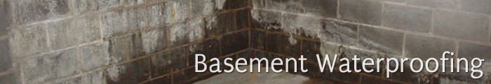Basement Waterproofing in MA and RI, including Framingham, Woonsocket & Boston.