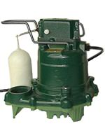 cast-iron zoeller sump pump systems available in Brookline, Massachusetts and Rhode Island