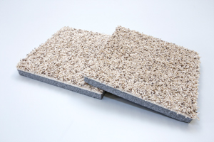 Pro Comfort Carpet Tile With Thermaldry Insulated Decking