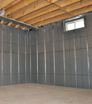 basement to beautiful insulated wall panels in providence