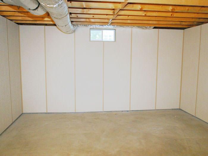 Insulated Basement Wall Panels; Basement Wall Panels As A Basement  Finishing Alternative For Braintree Homeowners ...