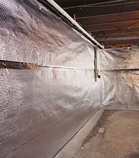 Basement Wall Products In Machusetts And Rhode Island